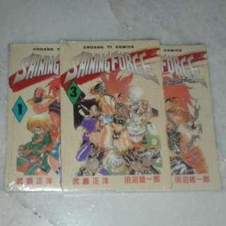 Comics total 3 book