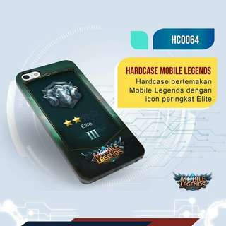 Case Costume - Case Custome - Casing Hp Tema Pangkat Elite