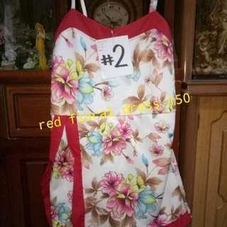 Dress short for 150