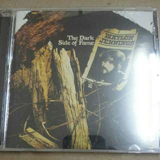Music CD (Country): Waylon Jennings–The Dark Side Of Fame - Deluxe Edition