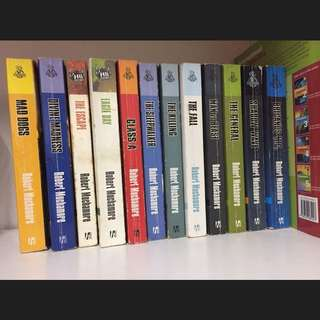 Robert Muchamore bundle of books 12