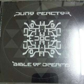 Music CD: Juno Reactor ‎– Bible Of Dreams