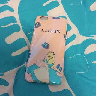 Iphone6 Alice 機殻