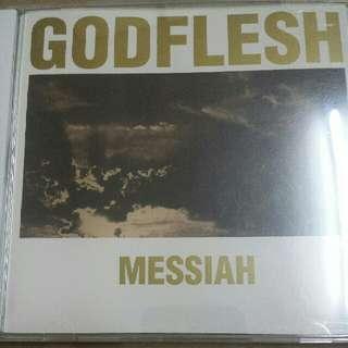 Music CD (Metal, Industrial): Godflesh–Messiah