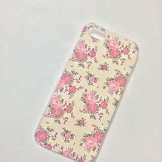 Shabby Chic / Vintage Case for iPhone 5/5s
