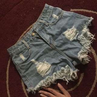 short (ripped)