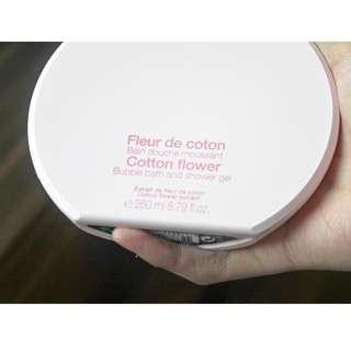 Sephora Bubble Bath & Shower Gel Cotton Flower