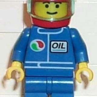 Lego Minifigs Octan Oil  入油員