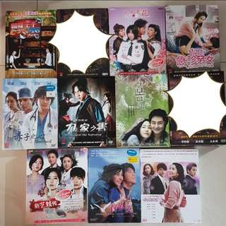 《$6》Korean Drama DVDs