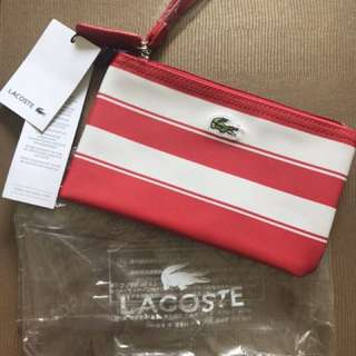 LACOSTE pouch ( mirror quality) Good price