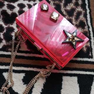 Tas Kettlebell kewell pink