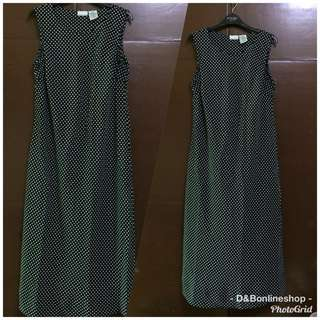 Polka Dress Plus size