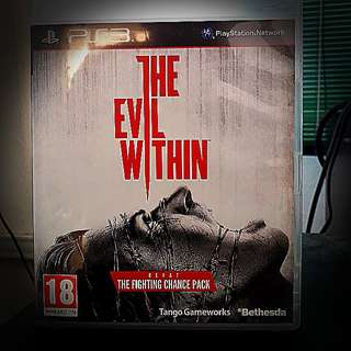 PS3 @ The Evil Within