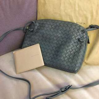 BOTTEGA veneta bag- Grey