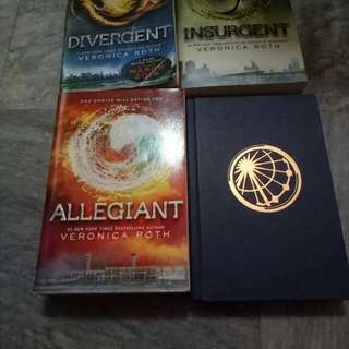 Divergent Series complete 2nd Hand