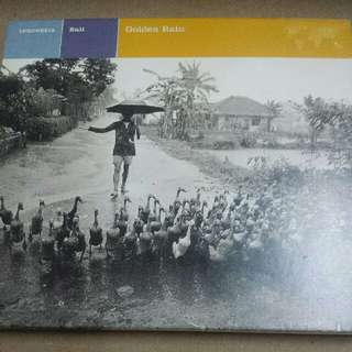 Music CD (Gamelan): Unknown Artist ‎– Bali - Golden Rain