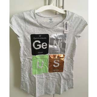 New Old Navy Girl's Tshirt (size 10-12)