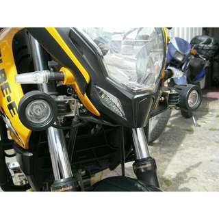 Pulsar 200NS Foglight Mount