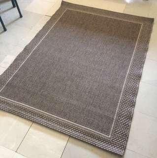 Flatweave Carpet 120x170