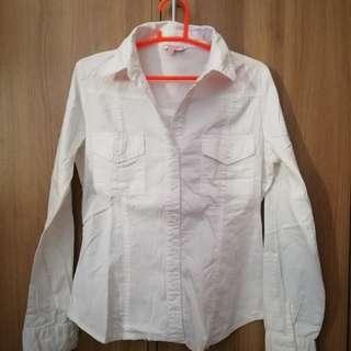 Street Wear Society White Blouse