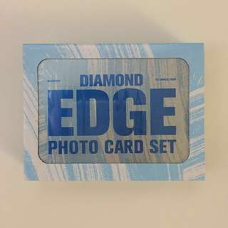 Official Seventeen Diamond Edge Photocards