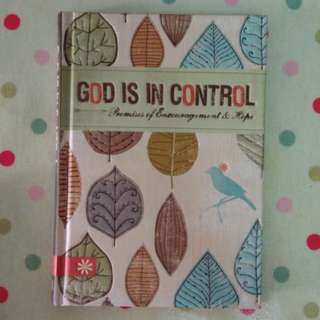 BN 'God is in Control' Gift Book