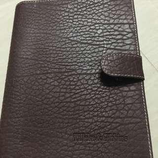 Photo frame leather