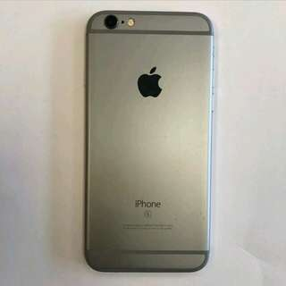 iPhone 6s Space Gray FU 16gb with Lcd issue