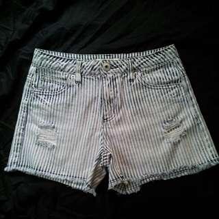 Honeys HiWaist Shorts