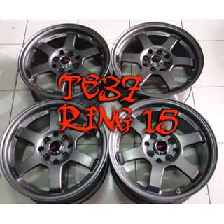 velg racing TE37 R15