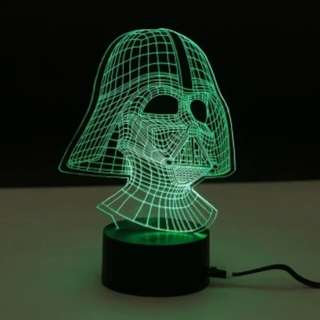 STAR WARS designed lamps