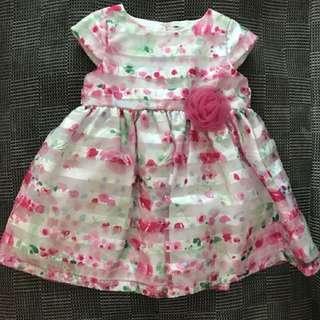 18 mos floral dress