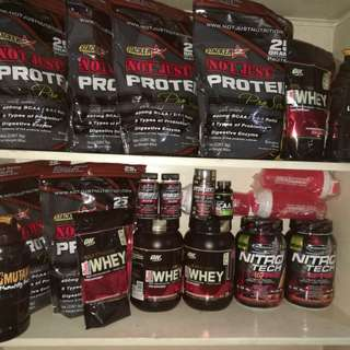 Whey Protein & Fat Burner