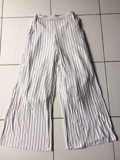 Palazo Pants striped