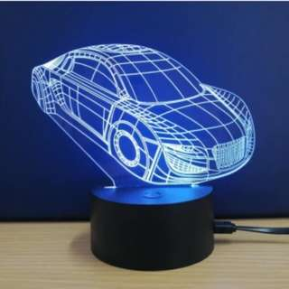 Car designs Night Lamp