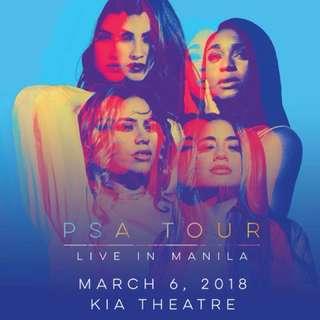 Fifth Harmony PSA Tour Live in Manila 2018
