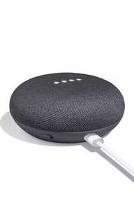Google Home Mini / Bluetooth Speaker