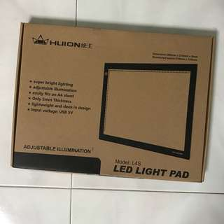 Huion LED Light Pad (Drawing)