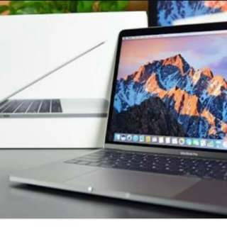 kredit laptop apple macbook pro 13 MD101 garansi resmi Ram 4gb Core i5