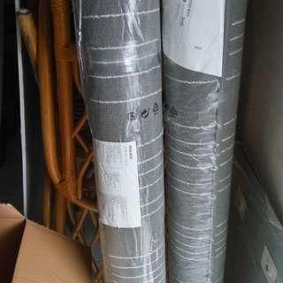 Ikea hulsig rug grey