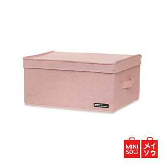 MINISO Official Multifunction storage box // JASTIP TERMURAH!