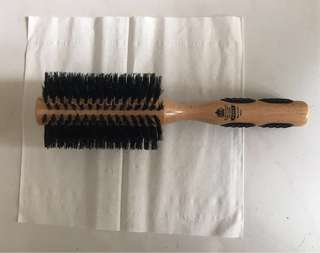 Kent real bristle radial hair brush (NS03)