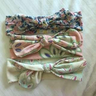 Cloth headband