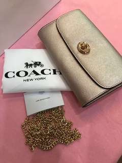 Coach sling bag crossbody bag