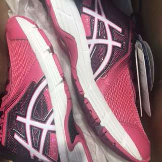 Asics Rubbershoes
