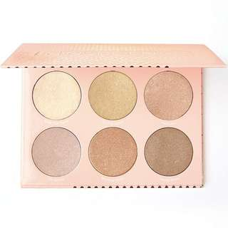 ❄️ Colourpop ❄️ In-Nude-Endo Highlighter Palette