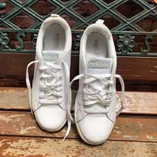 Adidas white shoes sepatu