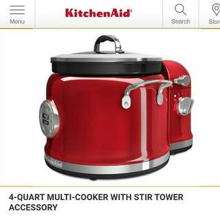 Kitchenaid多用途機multicooker