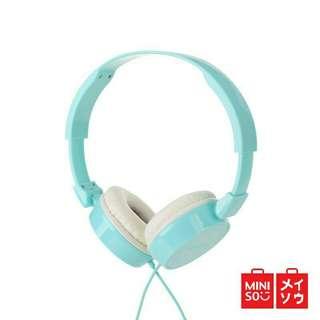 MINISO Official headset Headphone // JASTIP TERMURAH