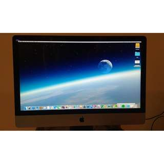 Excellent Condition: Apple iMac (May 2014) for Sale. With Long wired keyboard